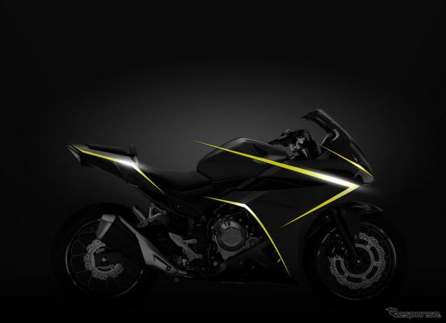 ホンダ 新型CBR500R