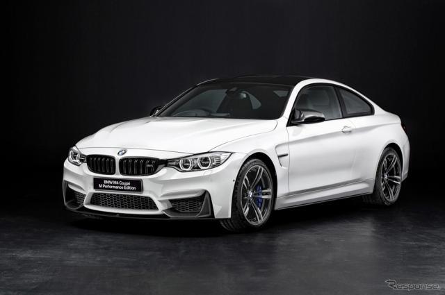 BMW M4クーペ Mパフォーマンスエディション