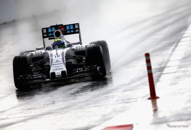 F1ロシアGPフリー走行《画像 Getty Images》