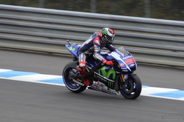 MotoGP日本グランプリ(公式予選)《撮影 吉田 知弘》