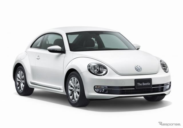 VW ザ・ビートル・デザイン