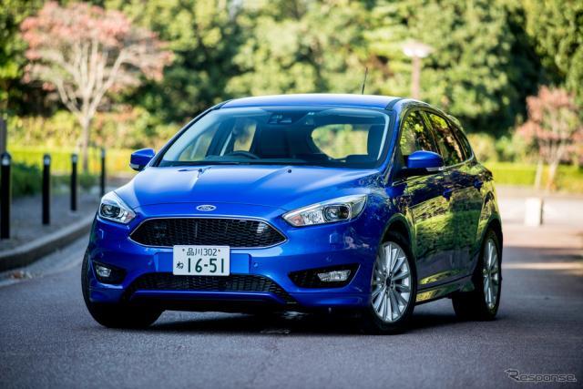 フォード フォーカス Sport+ Ecoboost《撮影 太宰吉崇》