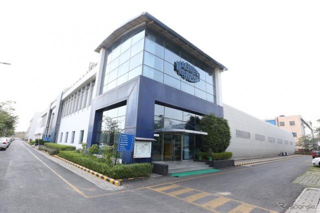 マニエッティマレリ・パワートレイン・インディアの新工場