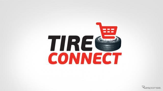 タイヤコネクトのロゴ