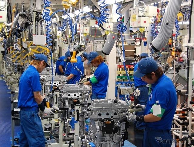 ダイハツ久留米工場(資料画像)