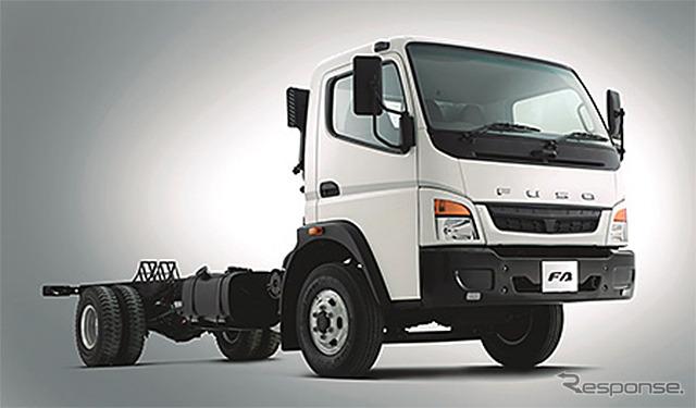 三菱ふそう 中型トラック「FA」