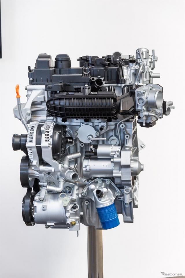 ホンダの新開発VTECターボエンジン