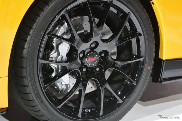 スバル WRX STI S207(東京モーターショー15)《撮影 橋本隆史》