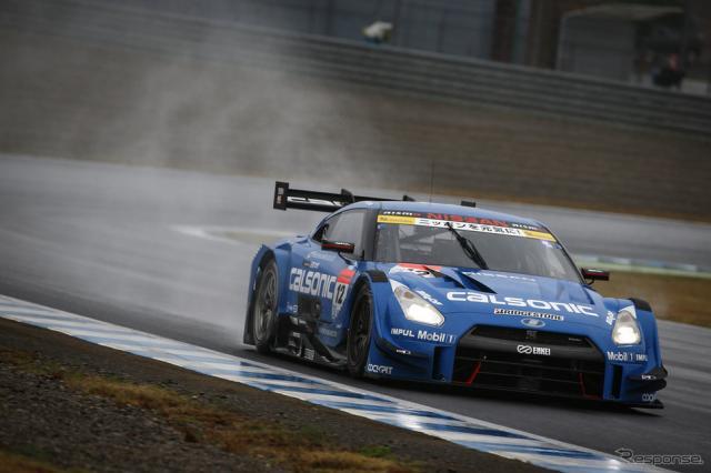 #12 ニッサンGT-R NISMO GT500/インパル撮影:益田和久
