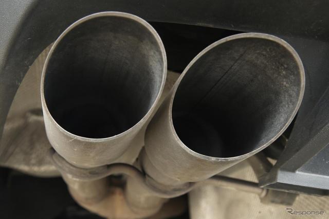 VWの排ガス問題(参考画像)《写真 Getty Images》