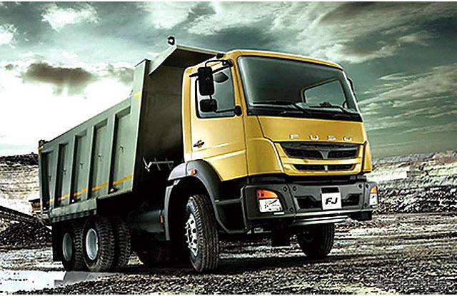 大型トラック「FJ」(左ハンドル仕様)