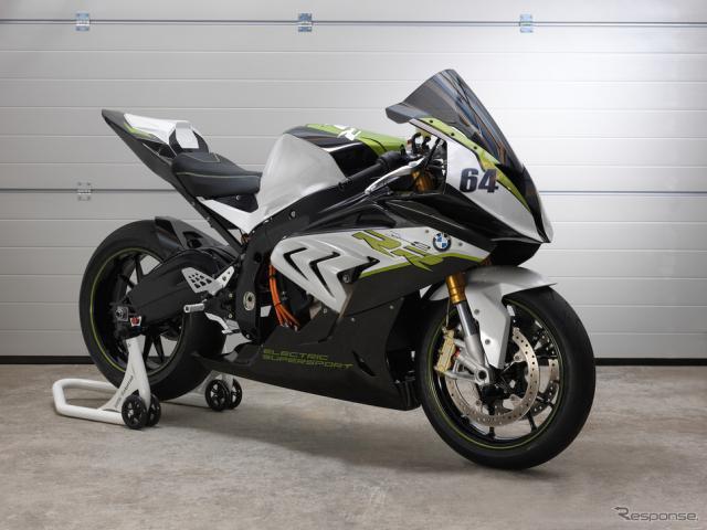 BMW Motorrad eRR《画像 BMW Motorrad》