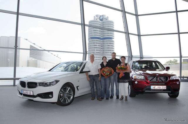 BMWの独ミュンヘン本社工場に隣接するBMWヴェルト