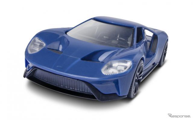 新型フォードGTのキットカー