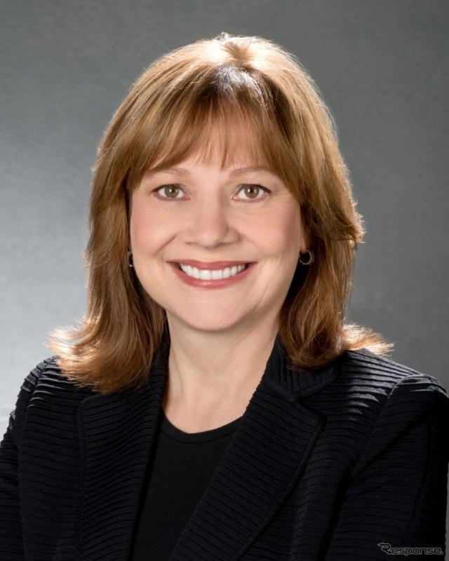 GMのメアリー・バーラ会長兼CEO