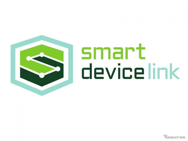 スマートデバイスリンク(SDL)のイメージ