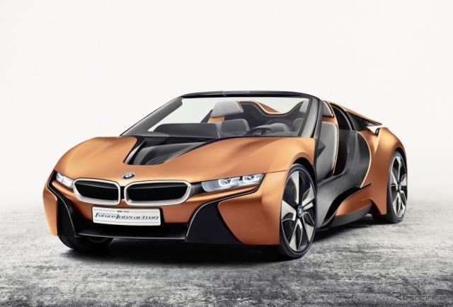BMW iビジョン・フューチャー・インタラクション