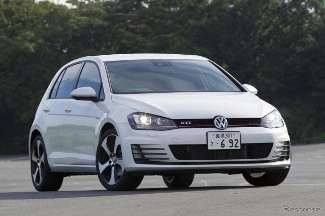 VW ゴルフ GTI