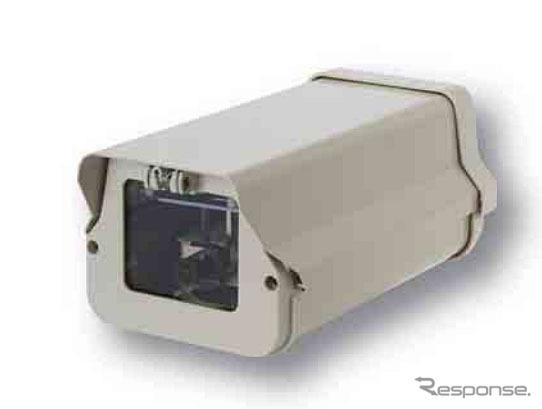 通信機能や録画機能などを内蔵した高機能カメラ
