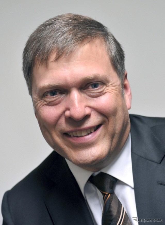タタモーターズの新CEOに指名されたギュンター・ブチェック氏
