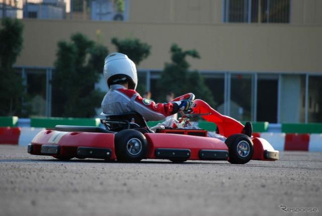 電気レーシングカート ERK(ERKチャレンジカップ)