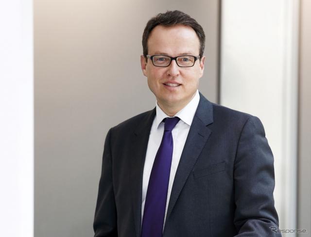 フォルクスワーゲンググループオブアメリカの社長兼CEOに指名されたヒンリッヒ・ウェブケン氏