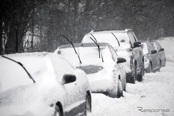 積雪時の街の様子(イメージ)《撮影 吉田瑶子》