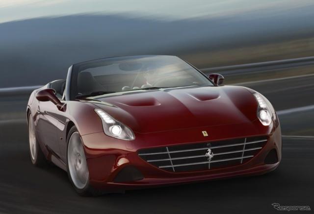 フェラーリ カリフォルニア T のハンドリング・スペチアーレ