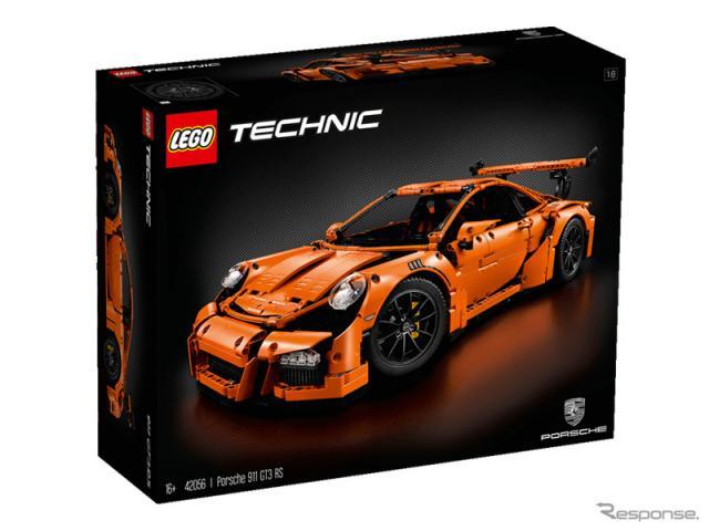 レゴテクニック Porsche 911 GTS RSモデル