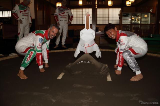 WTCC日本ラウンド ドライバー・フォトセッション《撮影 吉田知弘》