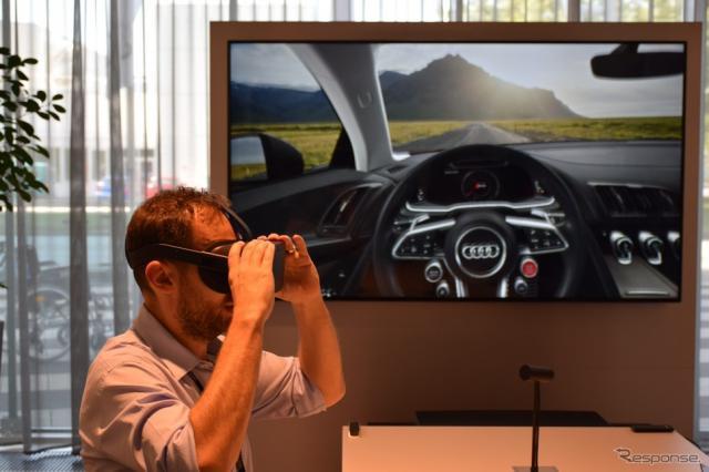顧客用VR《撮影 関 航介》