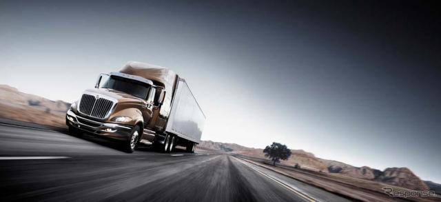 米商用車大手、ナビスターの大型トラック