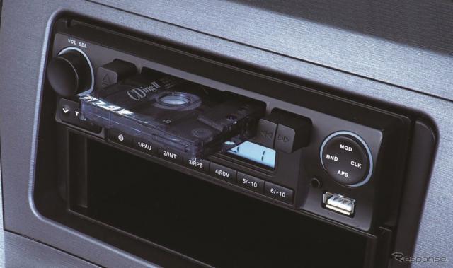 ビートソニック 車載用多機能型カセットデッキ HCT3