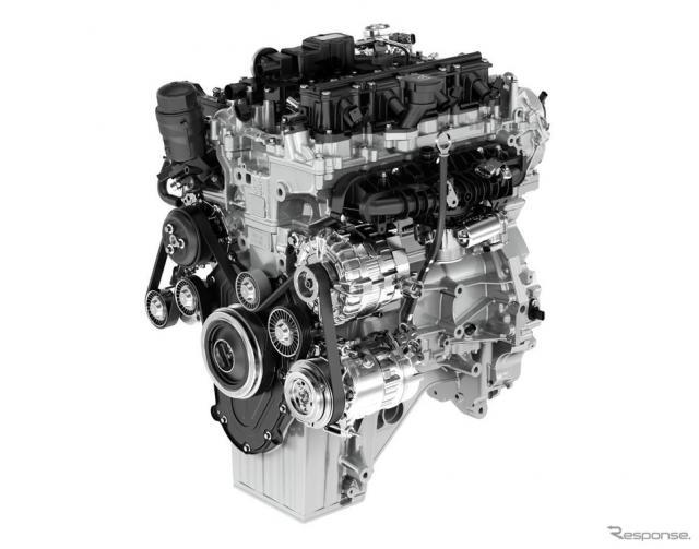 ジャガー・ランドローバーの「インジニウム」(INGENIUM)エンジン