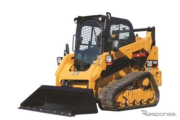 Cat 259D コンパクトトラックローダ