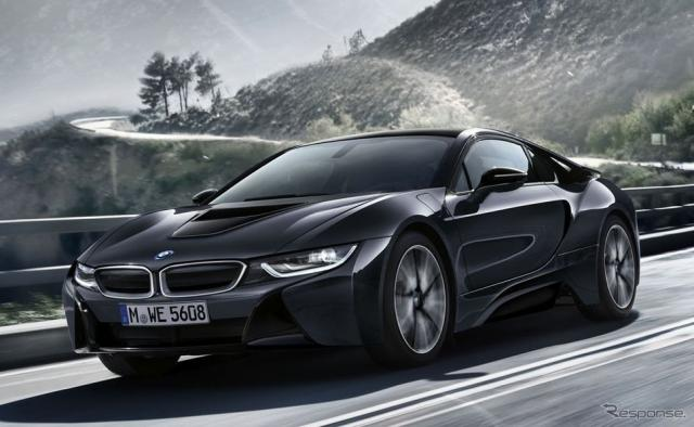 BMW i8 プロトニック ダークシルバー エディション