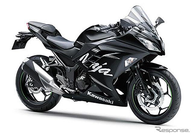 カワサキ Ninja 250 ABS KRTウインターテストエディション