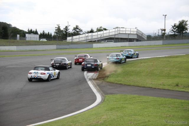 Be a driver. Experience at FUJI SPEEDWAY≪撮影:中尾真二≫