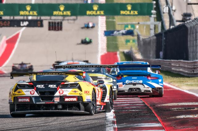 WECのGTカー戦線をさらに活気づかせる発表がなされた。写真:FIA WEC(今季WEC第6戦アメリカ)