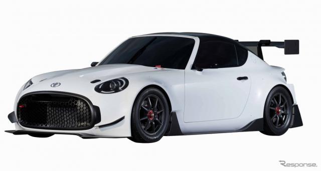 トヨタ S-FRレーシングコンセプト