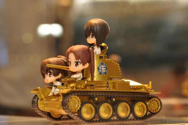 ガールズ&パンツァー 38(t)戦車B/C型 エンディングVer.親善試合時嶽宮 三郎