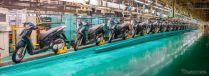 ホンダベトナム、二輪車生産工場