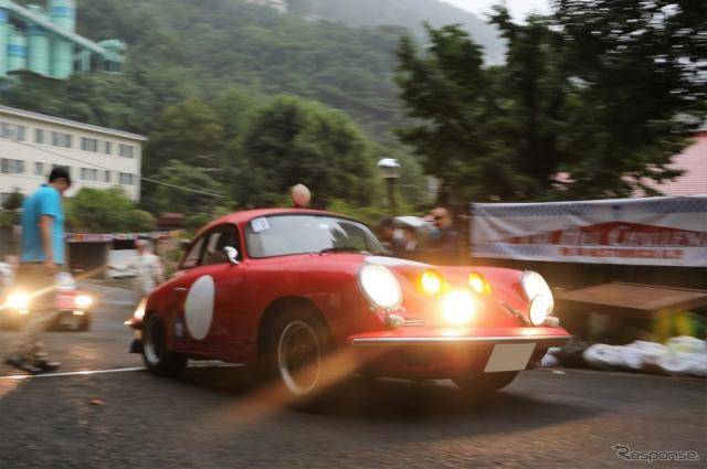 ポルシェ 356C《撮影 内田千鶴子》