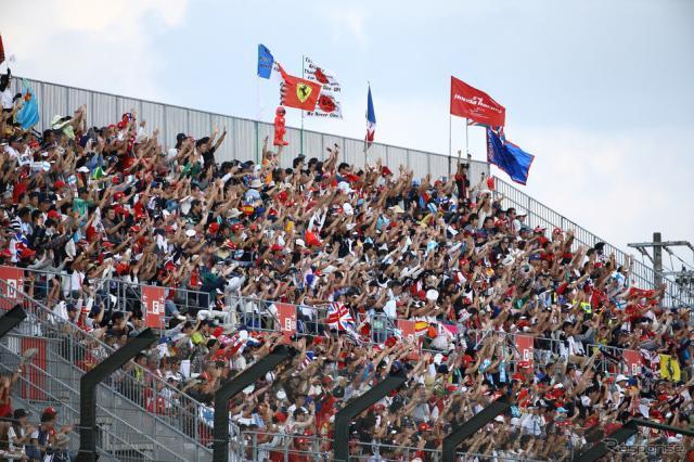 F1日本GP 2015《撮影 益田和久》