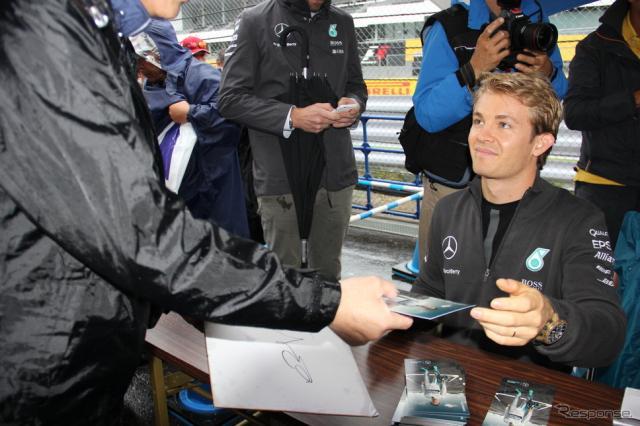 2016F1日本GPはドライバーと交流できるイベントも盛りだくさん《撮影 吉田知弘》