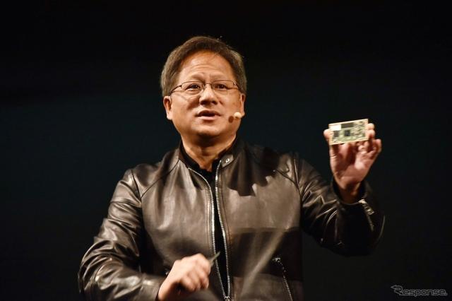 【GTC Japan 2016】NVIDIA CEOが語るAIと自動運転技術の未来...GPUがSFを現実にする