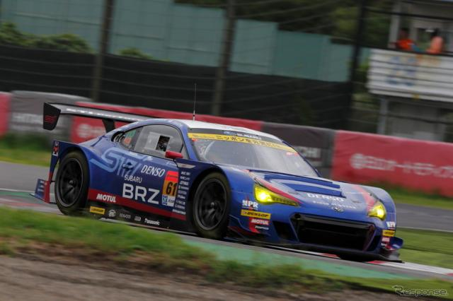 SUPER GT 第6戦、SUBARU BRZ GT300