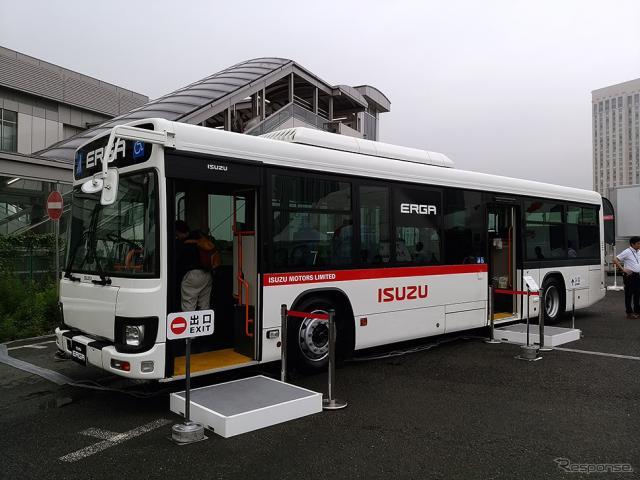 東京モーターフェス2016(10月8〜10日、東京都江東区青海)《撮影 大野雅人(Gazin Airlines)》
