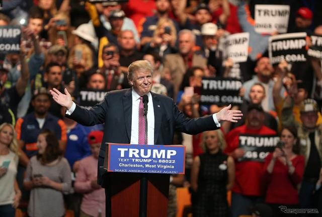 米大統領候補のドナルド・トランプ氏(参考画像)《画像 Getty Images》