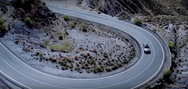 BMW 5シリーズ 新型の予告イメージ
